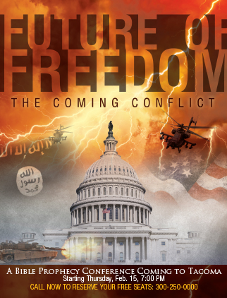 Future of Freedom - The Coming Conflict