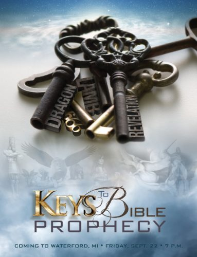 Keys to Bible Prophecy HB Cover