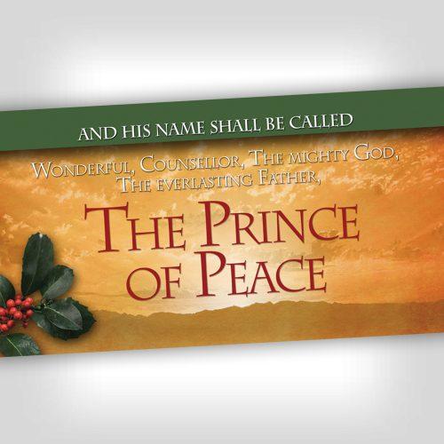PrincePeace 4x8 Banner