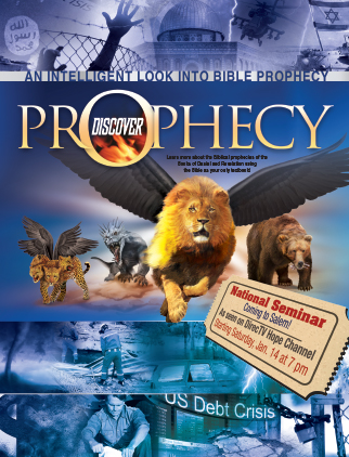 Discover Prophecy - Cover